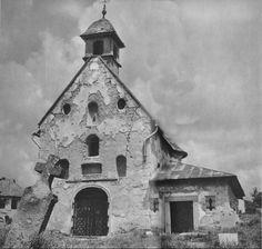 Eger, Rókus temető és Rozália kápolna a régi temetőben