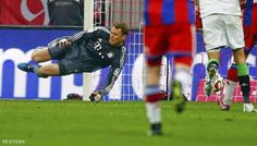 Manuel Neuer nie popisał się przy dwóch golach w Lidze Niemieckiej • Bayern Monachium vs Borussia Moenchengladbach • Zobacz gafy >>