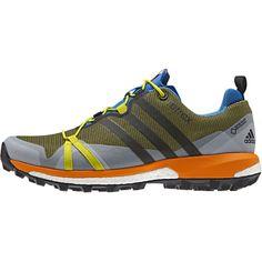 promo code 35365 d0f3e Adidas Outdoor - Terrex Agravic GTX Shoe - Men s - Unity Lime Black Unity