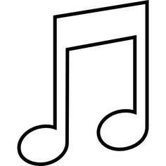 Nota musical, símbolo ios interface de 7... | Free Icon #Freepik #freeicon #musica