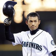 Goodbye Ichiro. You helped teach me to love the game, and though you now play for the evil empire, I will continue to root for you (not them). I wish you had retired a Mariner, but I understand that you deserve a ring. My hat is off to you. #51