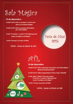 Campomaiornews: Centro Educativo Alice Nabeiro com festa de Natal ...