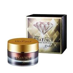 Rearar Dia Force Contour Eye Cream Gold 30g / 1.05oz Whitening, Anti-wrinkle #Rearar