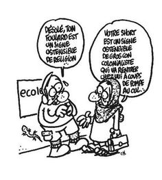 Hommage à Charb, humaniste et tolérant...