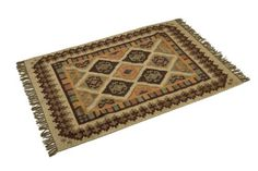Dandy William 130 X Armes Kilim Rug Tangier Design Chinese Furniture, Wood Furniture, Asian Rugs, Rugs And Mats, New Living Room, Bold Prints, Rugs Online, Dark Wood, Kilim Rugs