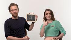 Twitter Loki, Tom Hiddleston 2017, Maisie Williams, Marvel Fan, Parks And Recreation, Prince Charming, Hunger Games, Sexy Men, Graphic Sweatshirt