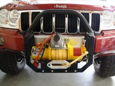 Brush Guard Jeep WK