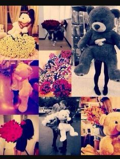 do guys like teddy bears for valentines day