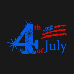 Awesome '4th+of+July' design on TeePublic!