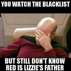 Hooked on The Blacklist!