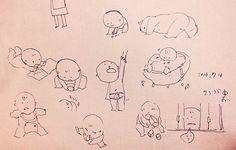 赤ちゃん  #イラスト #illustration #artwork #オリジナル #original