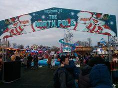 The North Pole comes to Cambridge!