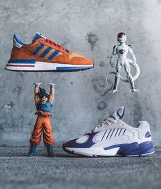 chaussures dragon ball z adidas