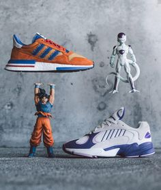 purchase cheap 8185f eeec1 adidas Originals Collabs with legendary anime series Dragon Ball Z.  Releasing throughout this holiday season, the adidas Dragon Ball Z col.