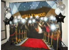 Hollywood Theme Quinceañera Party Ideas | Photo 4 of 8 | Catch My Party