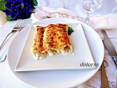 Blog de cuina de la dolorss: Canelones