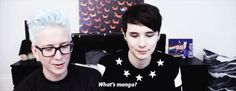Dans face explains everything-YES IVE BEEN WAITING FOR SOMEONE TO MAKE THIS A GIF THANK YOU