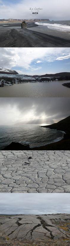 L'Islande en gris par Griottes