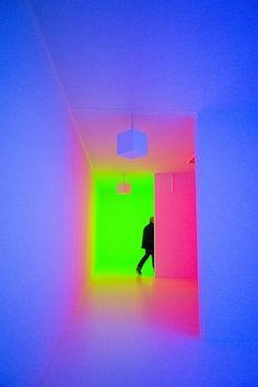 The latest exhibition at Hayward Gallery displays the works of artists from the 1960s to the present day who have used artificial light as matter. It features works from Ann Veronica, Katie Paterson, Carlos Cruz-Diez and Bill Culbert to name a few.