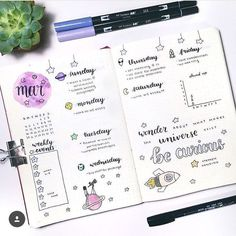 Bullet Journaling Inspiration pages #WilliamHannahUK #BecauseWritingHelps #bujo #bulletjournaling #bulletjournal #journal #layouts #writing #planner #planneraddict #stationery www.williamhannah.com