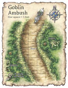 Goblin Ambush