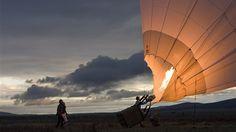 Global Ballooning, Yarra Valley