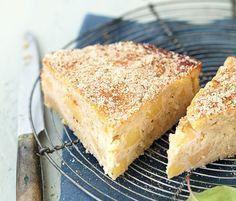 Faites-vous plaisir avec notre recette du gâteau moelleux aux coings et aux noisettes.