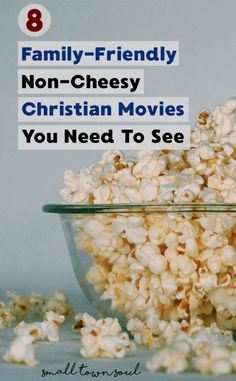 8 Family-Friendly, Non-Cheesy Christian Movies You Need To See - Small Town Soul Family Movie Night, Family Movies, Family Tv, Teen Movies, Good Movies, Netflix Movies, Drama Movies, Tv Series To Watch, Movies To Watch