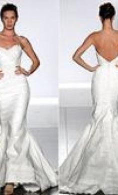 Used Priscilla of Boston Wedding Dress 4109, Size 4  | Get a designer gown for (much!) less on PreOwnedWeddingDresses.com
