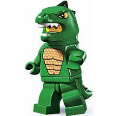 Lego Minifigures Series 5 - Dino-man