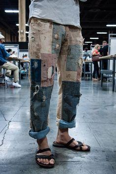 Kapital Boro jeans
