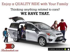 Enjoy a quality ride with your family.  thinking anything related to cars? We have that. Visit : http://www.bricksnwheels.com/ Coming soon in your Smartphones.