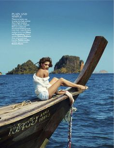 paradise found: samira by luis monteiro for vogue india april 2013   visual optimism; fashion editorials, shows, campaigns & more!