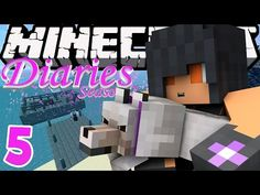 The Docks & Dolphin | Minecraft Diaries [S2: Ep.5] Roleplay Survival Adventure! - YouTube
