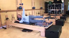 Work Out Your Booty on the Pilates Reformer | Club Pilates