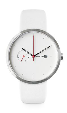 Greyhours - Essential (white) $175