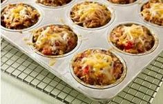 My VSG Recipes: Mexican Style Meatloaf Muffins  Can't wait to try it.