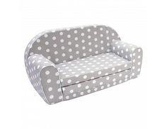 Mini pohovka, šedivá Bassinet, Armchair, Bed, Furniture, Design, Home Decor, Sofa Chair, Crib, Single Sofa