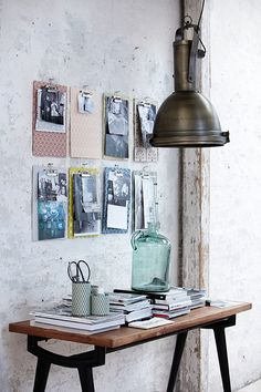 We these clipboards from house doctor. Find more house doctor stuff at the shops of House Doctor, House Dr, Workspace Inspiration, Interior Inspiration, Inspiration Boards, Interior Ideas, Desk Inspo, Design Inspiration, Design Ideas