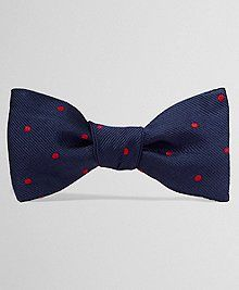 Brooks Brothers Bow Tie.