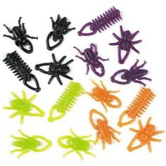 Check out Sticky Bug Fling Bag of 36 - Cheap Party Accessories and Decorations from Wholesale Party Supplies