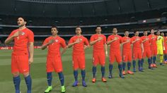 Chile vs Burkina Faso | International Friendly Match HD PC Gameplay PES ...