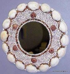 Результат изображение, сделанное из раковин