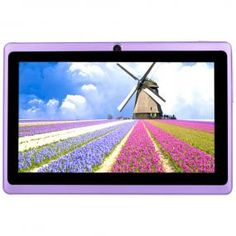 Tablet  Android 7 Pollici con Wifi (Q88D) SCONTO € 54,27