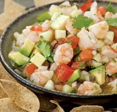 Fish And Shrimp Ceviche Recipe.Shrimp Ceviche Recipe SimplyRecipes Com. Shrimp Ceviche Recipe Needles And Know How. Baja Shrimp Ceviche Tostadas No Spoon Necessary. Seafood Dishes, Seafood Recipes, Mexican Food Recipes, Mexican Desserts, Lunch Recipes, Cooking Recipes, Healthy Recipes, Appetizer Recipes, Dinner Recipes