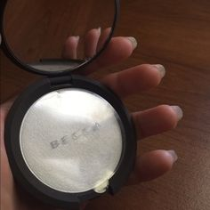 Becca highlither Never used just swatched, BECCA Makeup Luminizer