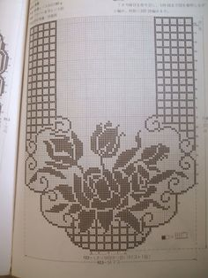Crochet Table Runner Pattern, Crochet Doily Patterns, Crochet Tablecloth, Crochet Motif, Crochet Designs, Crochet Doilies, Crochet Stitches, Filet Crochet Charts, Crochet Diagram