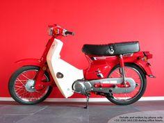 Honda C90 usa - 2