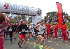 The Lantern's recap of the 11/10 OSU 4-Miler, benefiting the Urban and Shelley Meyer Fund for Cancer at the James