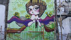 Mural en Tigre Buenos Aires Argentina